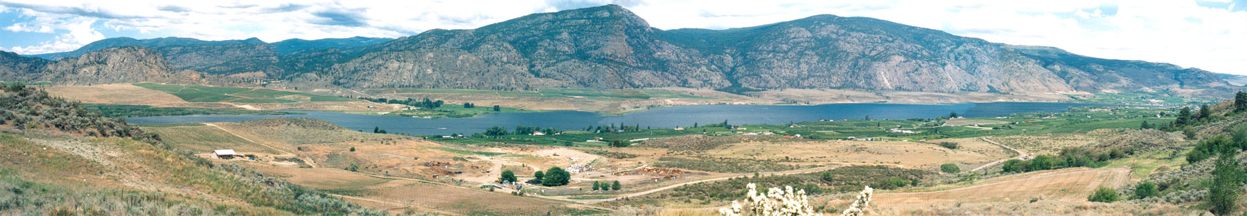 Osoyoos Lake - Ministry of Agriculture